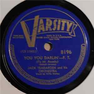 Jack Teagarden And His Orchestra - You You Darlin' / The Moon And The Willow Tree