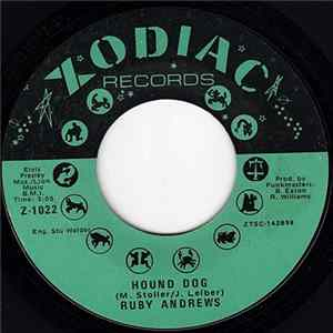 Ruby Andrews - Hound Dog / Away From The Crowd