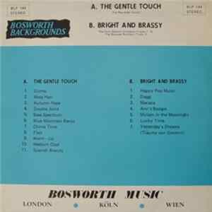 The Ray Eden Sound / The Felix Morton Orchestra / The Brouwer Brothers - The Gentle Touch/Bright And Brassy Album