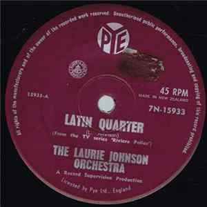 The Laurie Johnson Orchestra - Latin Quarter