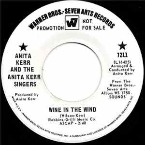 Anita Kerr And The Anita Kerr Singers - Wine In The Wind / Happiness