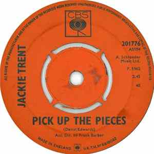 Jackie Trent - Pick Up The Pieces