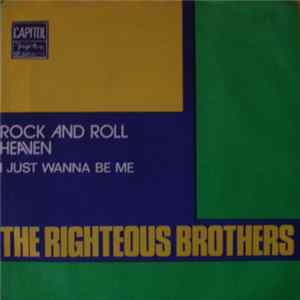 The Righteous Brothers - Rock And Roll Heaven Album