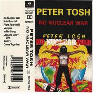 Peter Tosh - No Nuclear War Album