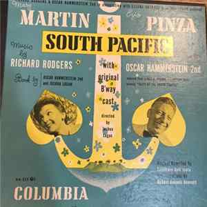 Richard Rodgers / Oscar Hammerstein 2nd - Mary Martin, Ezio Pinza - South Pacific With Original Broadway Cast