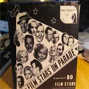 Film Stars On Parade - The Actual Voices Of 80 Film Stars