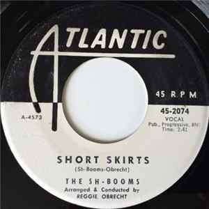 The Sh-Booms - Short Skirts Album